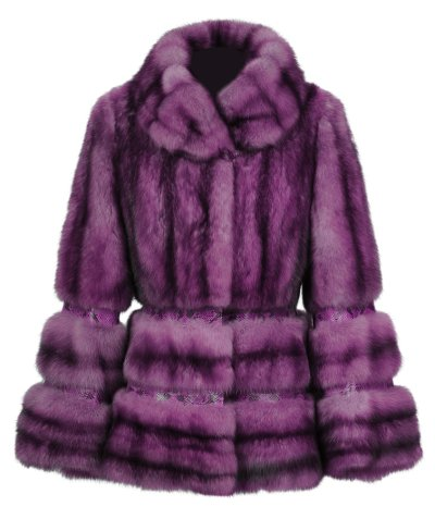What length of fur coat suits you well